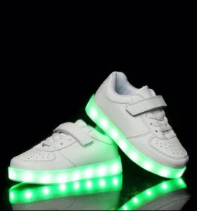 Светящиеся кроссы