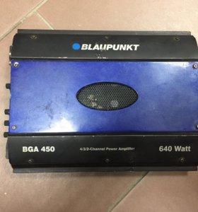Усилитель Blaupunkt bga450