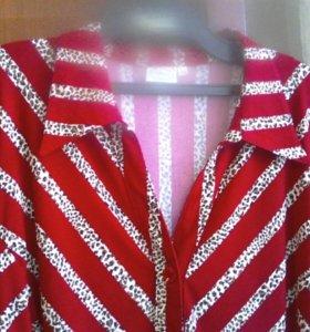 Блузка трикотаж