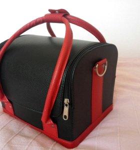 Кейс (сумка) для маникюрных инструментов косметики