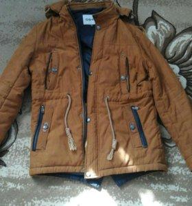 Подростковая куртка (парка)