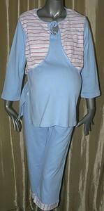 Новая пижама для беременных и кормящих мам