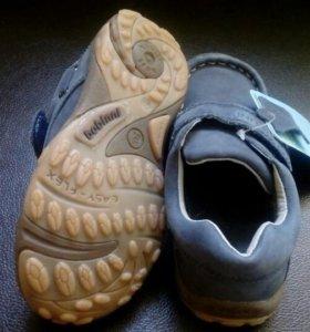 Новые ботинки bobinni