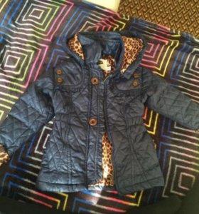Куртка для девочек)