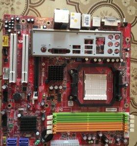 Msi ms-7304, am2 сокет