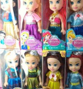 Мини куклы дисней