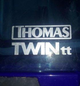 Пылесос THOMAS TWINtt
