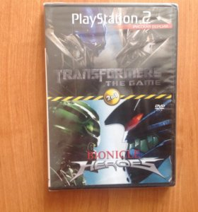 Heroes,transformers ( PS 2 )