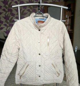 Куртка д/девочки стеганая Zara