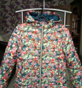 Куртка демисезонная д/девочки Zara