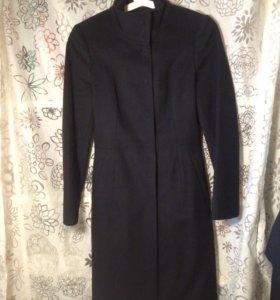 Пальто. Овечья шерсть и кашемир