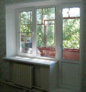 Балконный блок Wintech Isotech 532