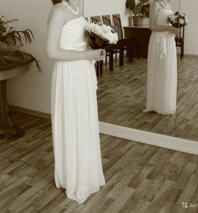Свадебное платье - комбинезон