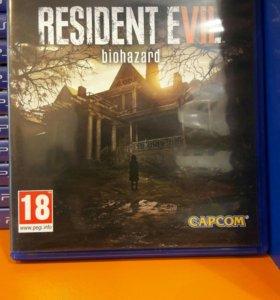 Resident Evil 7 Biohazard Playstation 4 PS4