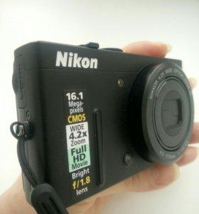 Фотоаппарат Nikon p310