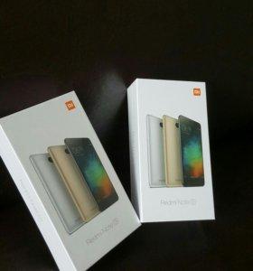 Новые Xiaomi Redmi Note 3 Pro Special Edition