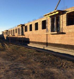 Строительство домов по технологии Дюрисол.Теколит