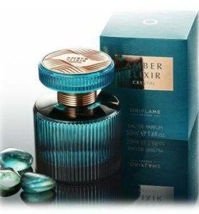 Парфюмерная водаOriflame Amber Elixir Crystal