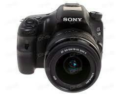 Зеркальный фотоаппарат Sony Alpha SLT-A58K Kit