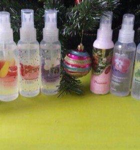 Спрей для тела парфюмированный