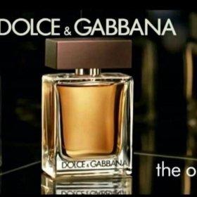 Мужской парфюм Дольче габана