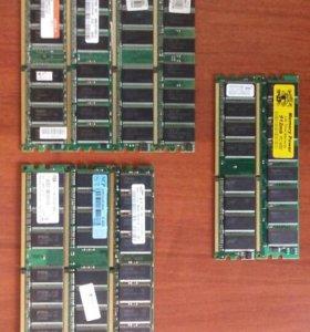 DDR 256/512/1GB