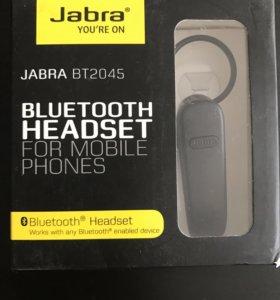 Bluetooth гарнитура Jabra bt 2045