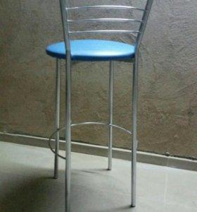 Барный металлический стул