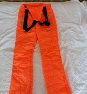 Зимние брюки утепленные