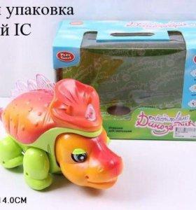 Динозаврик новый