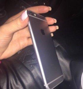 Продам iPhone 6 с Touch ID на 16 gb