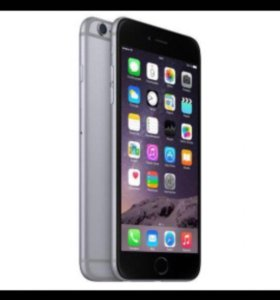 IPhone 6+ Space Gray - 16GB