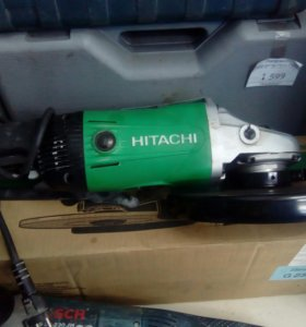 Болгарка Hitachi
