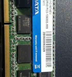 Модуль памяти для ноутбука DDR3-4Gb (PC-10600)
