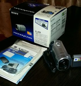 Видеокамера SONY Handycam DCR-SX40E