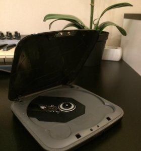 DVD-проигрыватель, USB