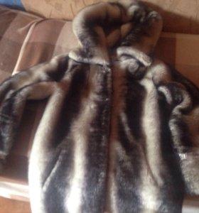 Шубка и куртка