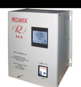 Стабилизатор Ресанта АСН-12000Н/1-Ц Lux 63/6/22