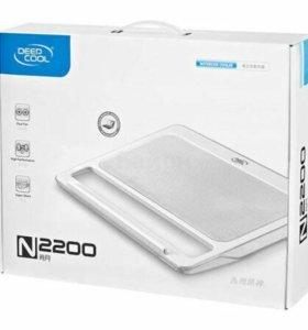 Подставка для охлаждения ноутбука Deepcool N2200