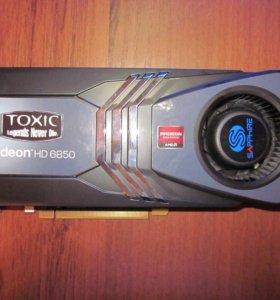 Sapphire Radeon HD6850 Toxic