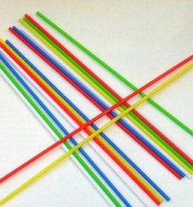 Палочки для сахарной ваты