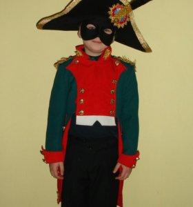 """Детский костюм """"Наполеон"""" 5-8лет"""