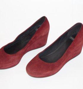 Туфли Vagabond натуральная замша