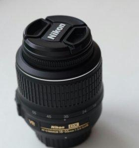 Af-s nikkor 18-55 mm f/3.5-5.6g vr