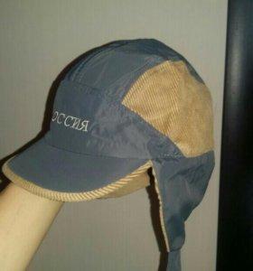 Шапки кепки демисезонные, летние , манишка