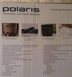 Мультиварка Polaris