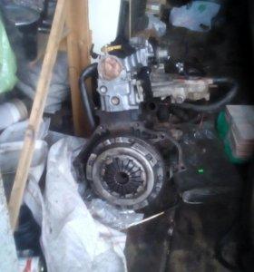 Двигатель опель.нексия