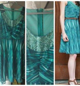 Платье Orsay с пайетками.