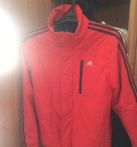 Adidas куртка, обмен-продажа