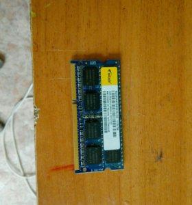 оперативная память ddr3 4gb для ноутбука